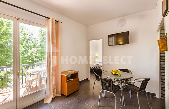 Holiday apartment very well situated