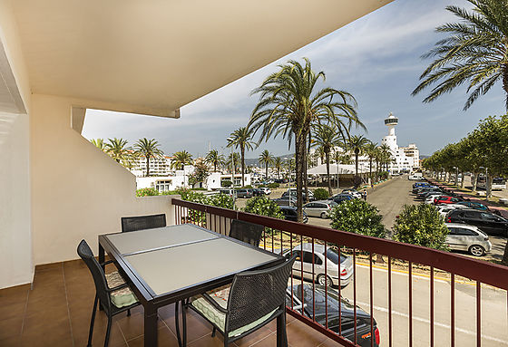 Appartment for sale in the harbour of empuriabrava