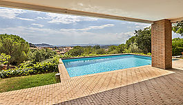 Palau Saverdera, designer house for sale with sea views