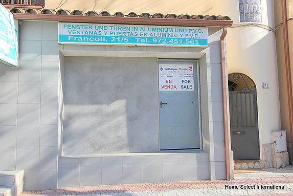 Business premises  Empuriabrava