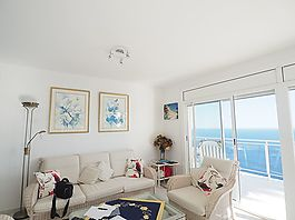 Apartment in Roses with sea-view