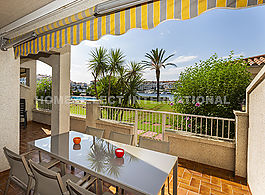 apartment for rent in Empuriabrava
