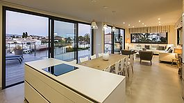 Luxuary Villa on the main canal of Empuriabrava