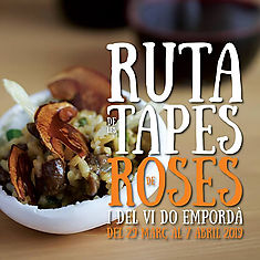 Ruta de Tapas in Roses, 29. März bis 7. April 2019